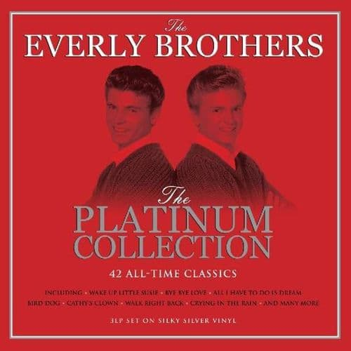 Everly Brothers<br>The Platinum Collection CD